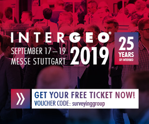INTERGEO_2019_Gutscheincode_300x250px_surveyinggroup